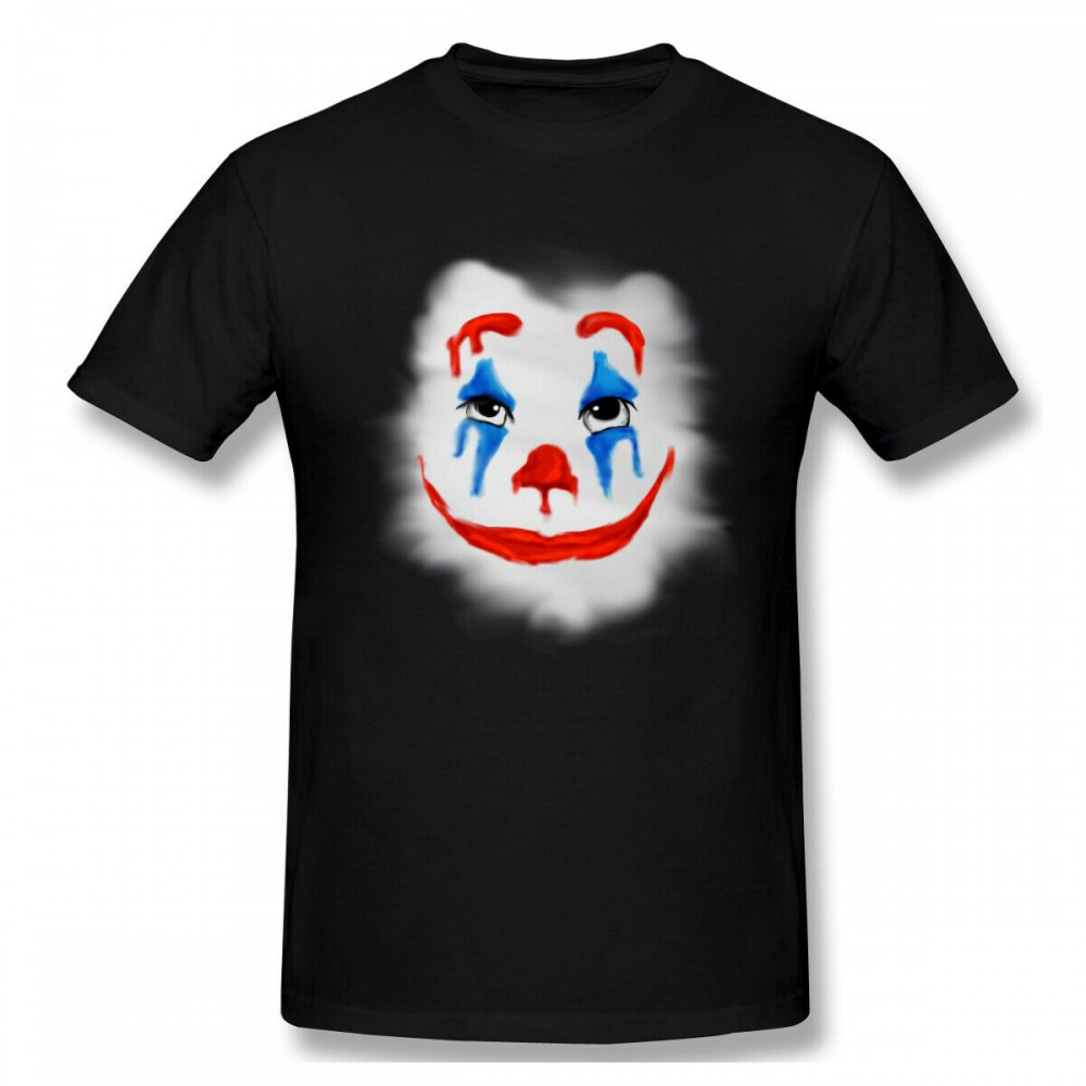 The Joker White Face T-Shirt