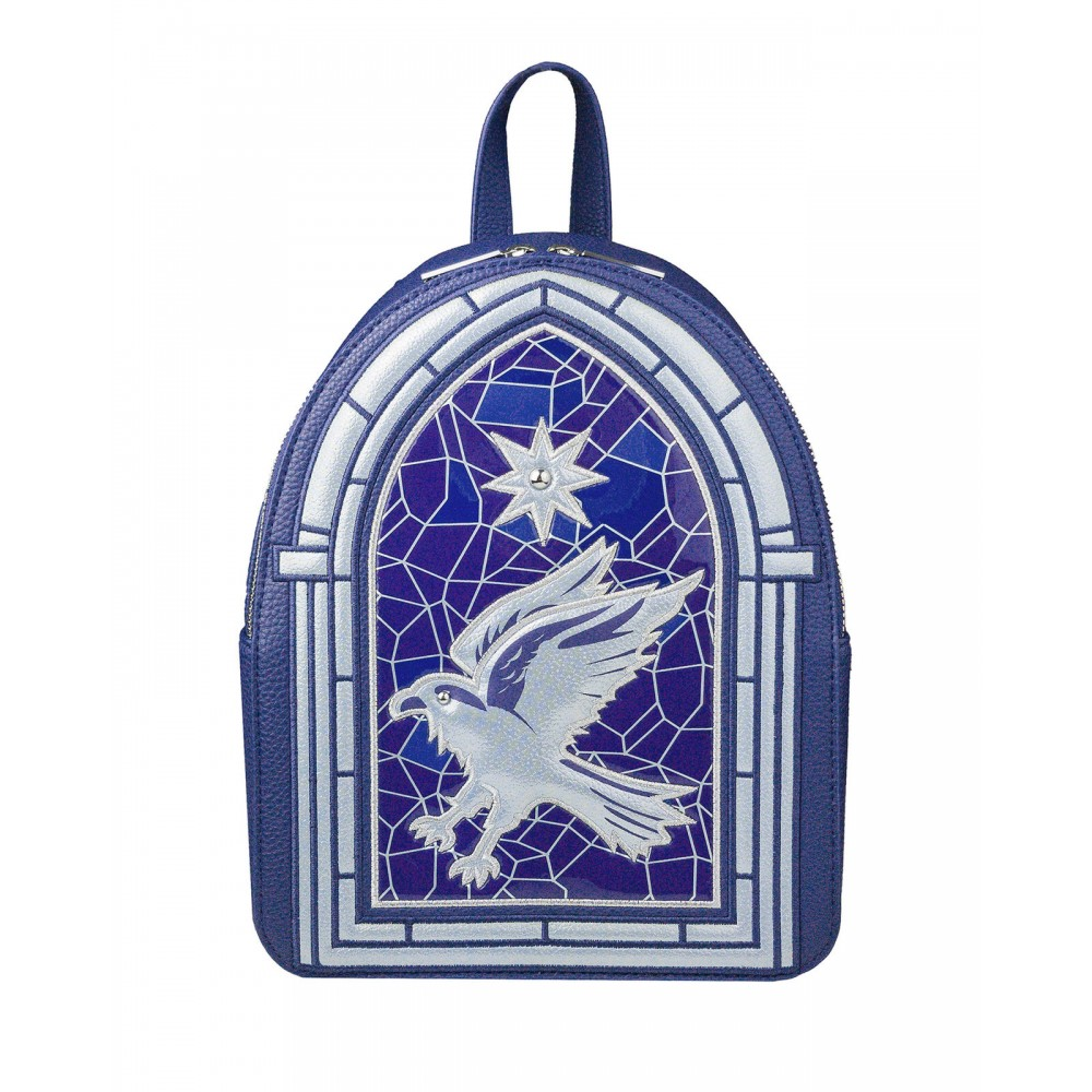 Harry Potter Danielle Nicole Ravenclaw Stained Glass Backpack