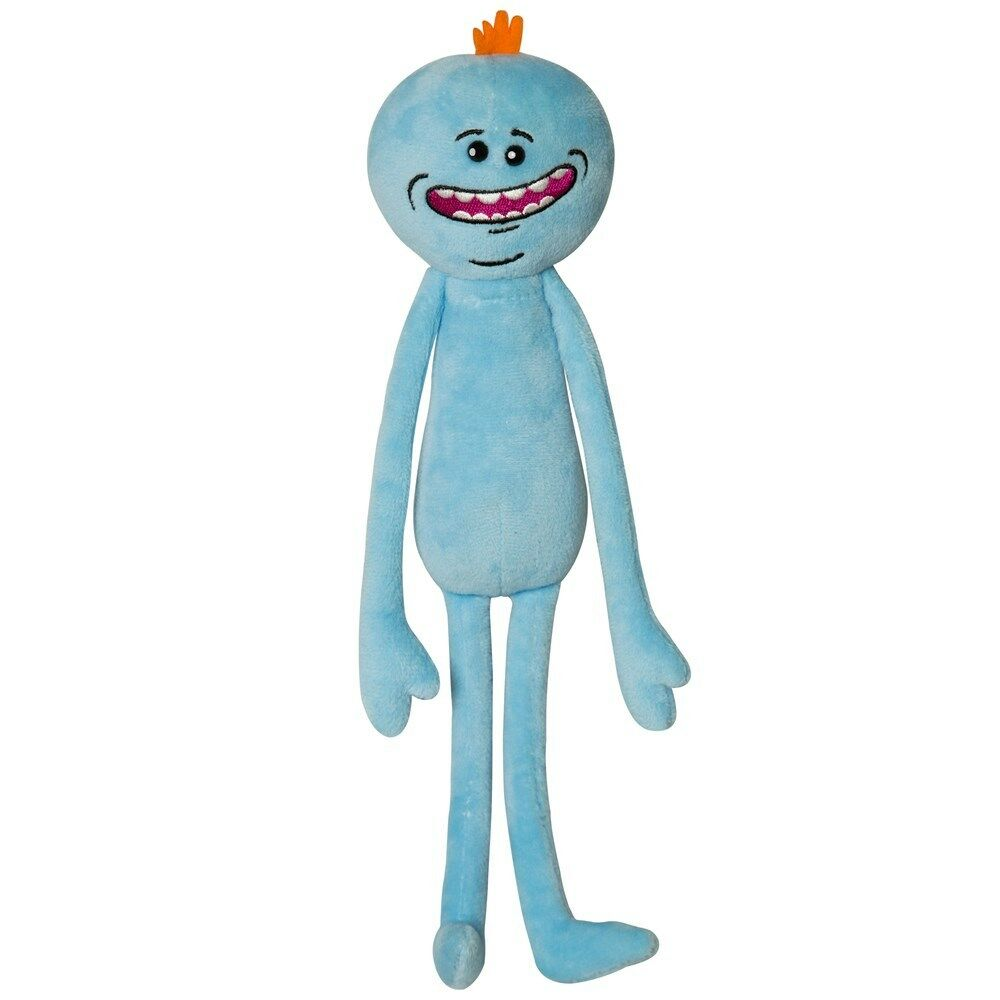 Rick And Morty Funko Pop Mr Meeseeks Happy Face Plush Toy