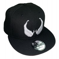 Marvel Venom Eyes New Era 9Fifty Black Snapback Cap Hat