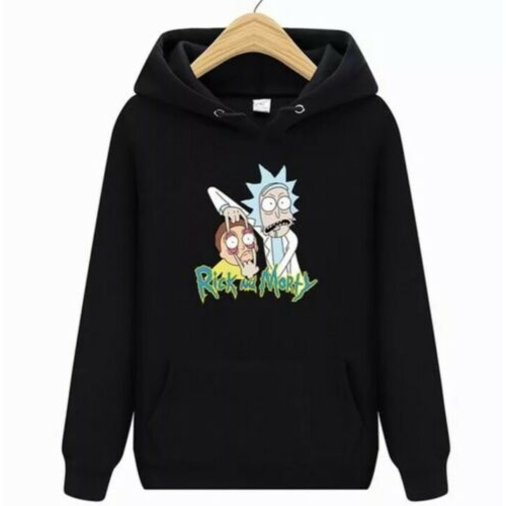 Rick And Morty Funny Hoodie