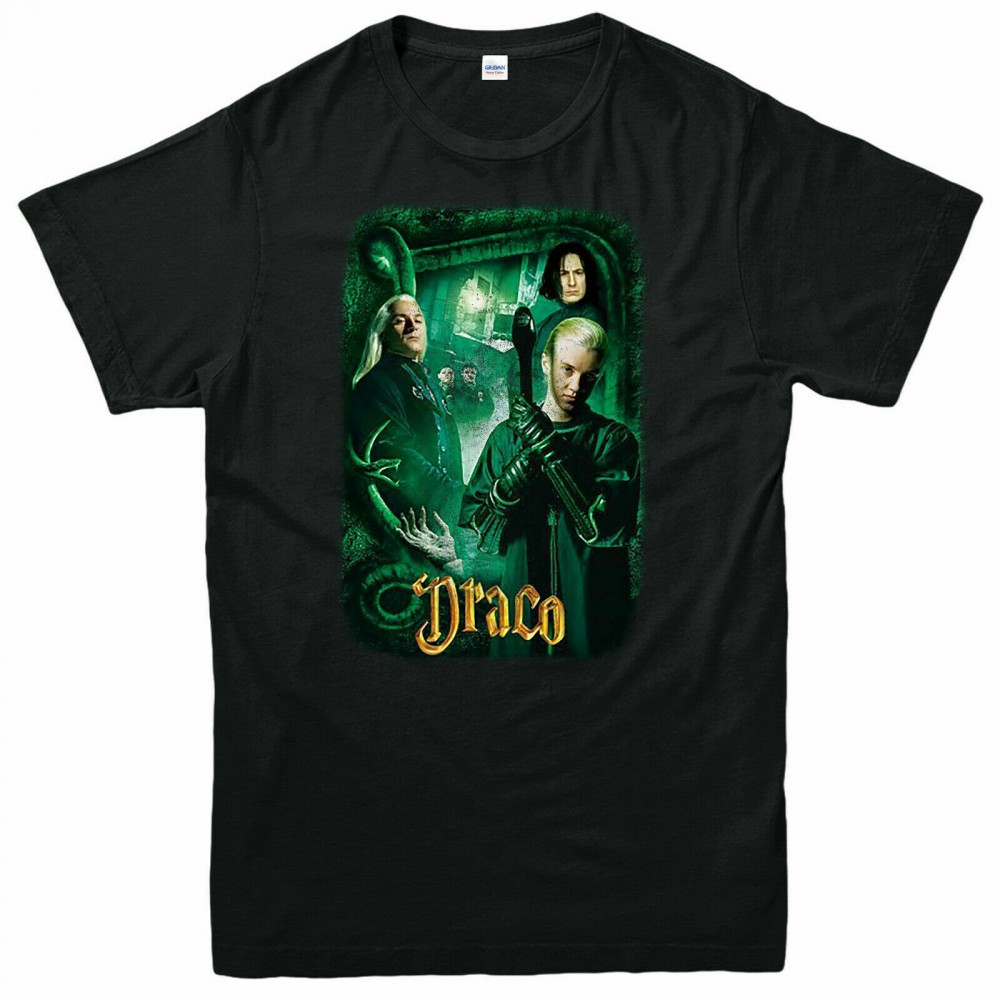 Harry Potter Draco Malfoy T-shirt
