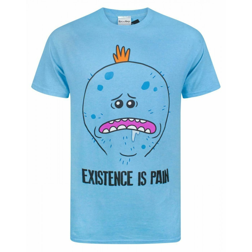 Rick And Morty Mr Meeseeks T-Shirt