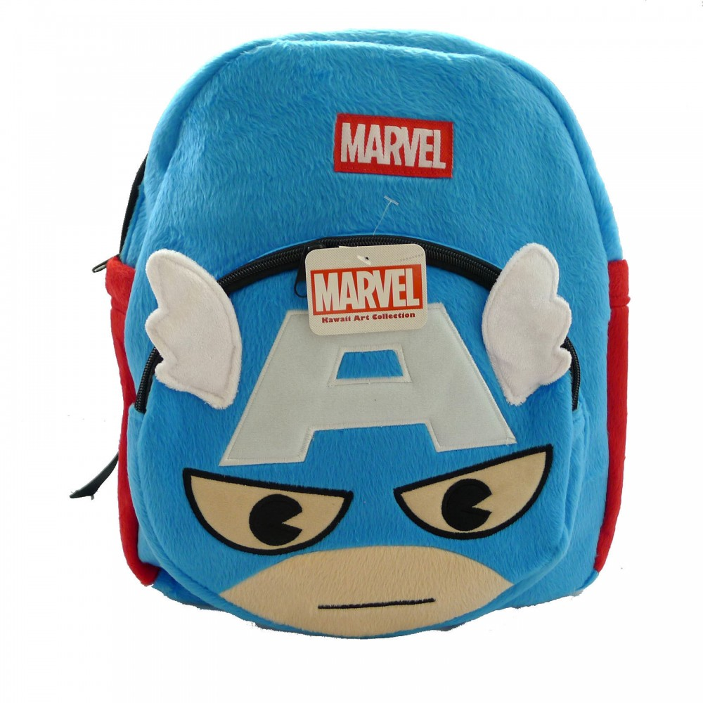 Marvel Captain America School Bag