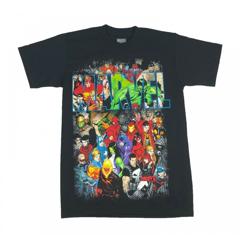 Marvel Universe Team T-shirt