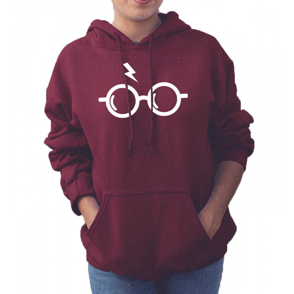 Harry Potter Glasses Women's Hoodie