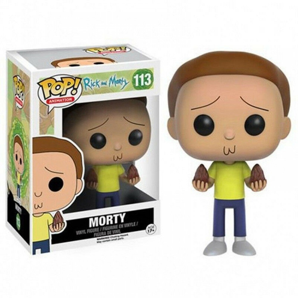 Rick And Morty Funko Pop Morty