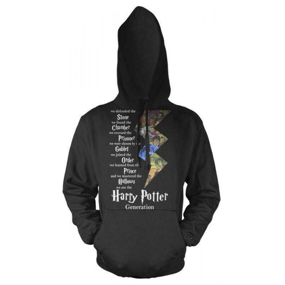 Harry Potter Generation Goblet Chamber Stone Kid's Hoodie
