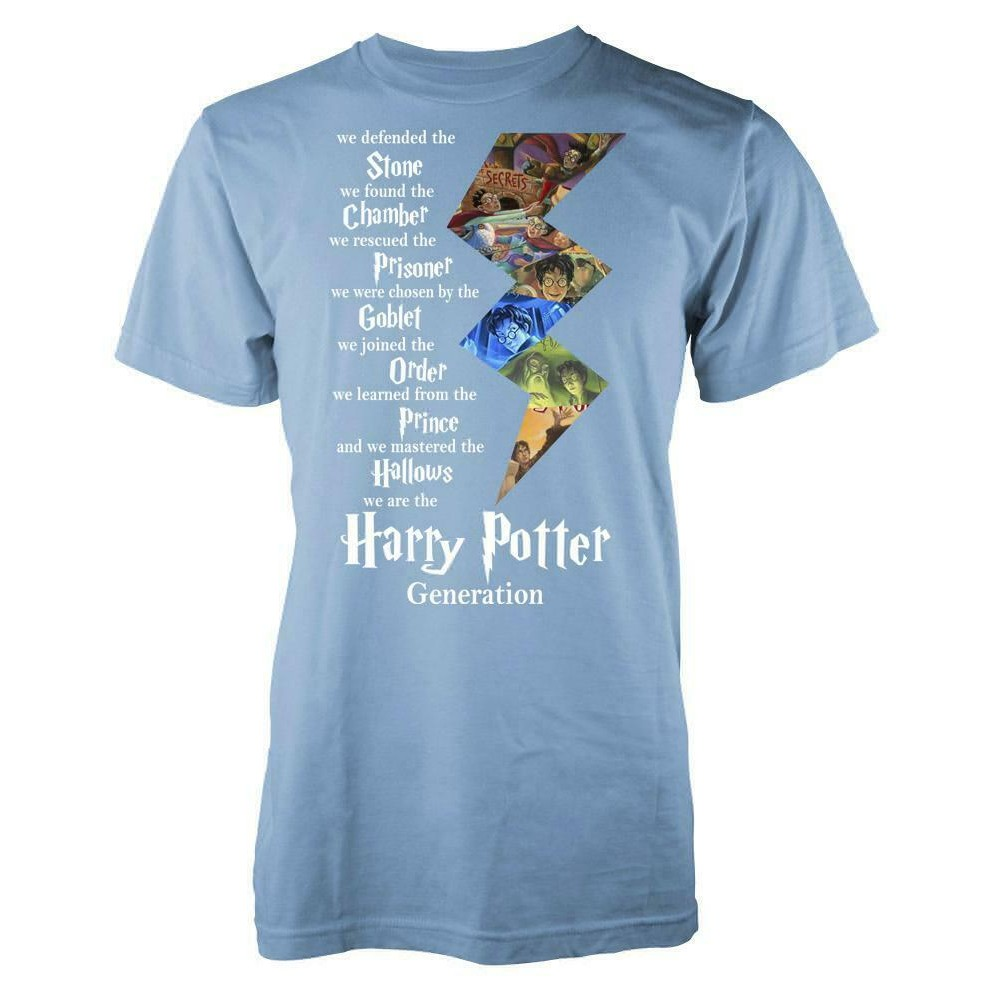 Harry Potter Generation Goblet Chamber Stone T-shirt