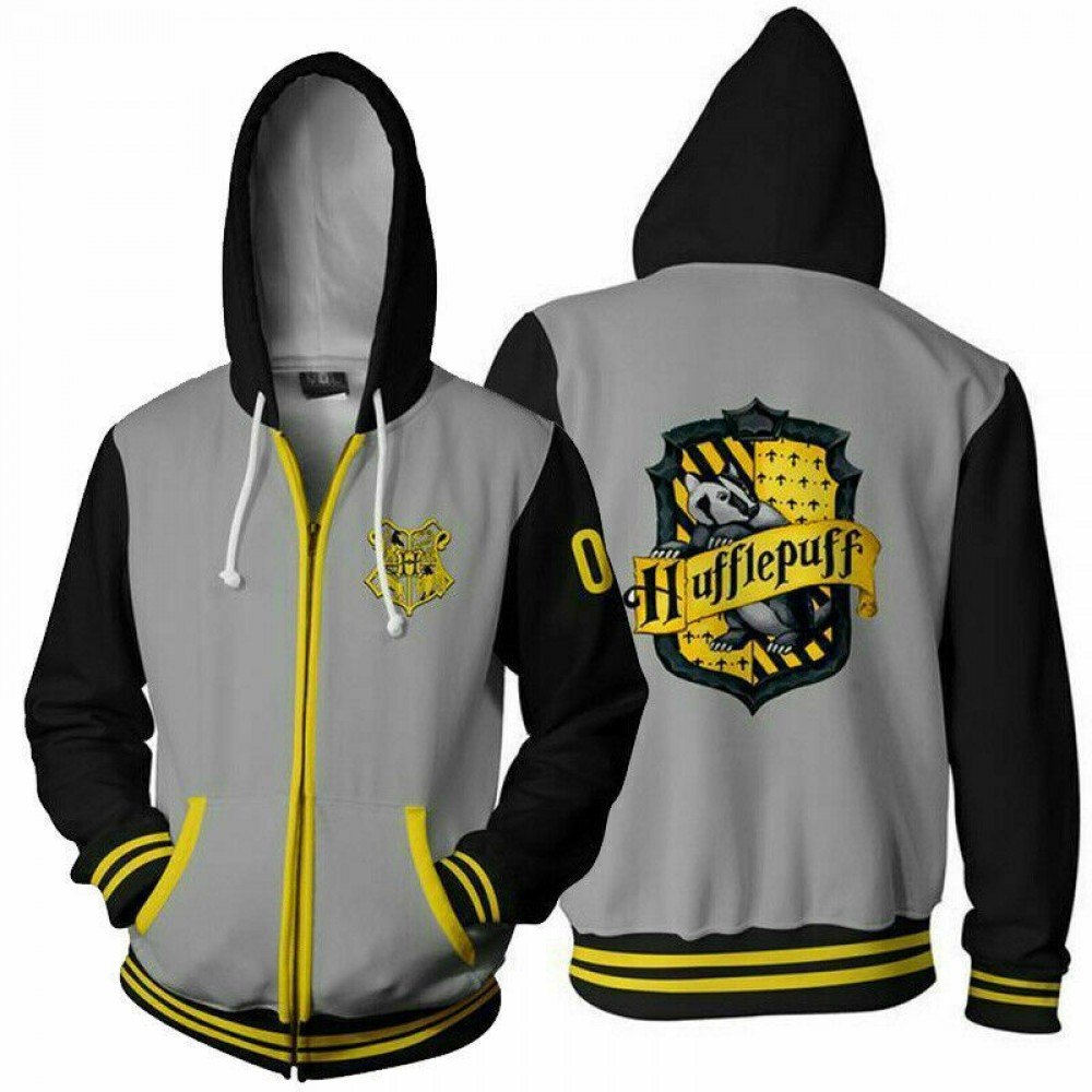 Harry Potter House of Hufflepuff Hoodie