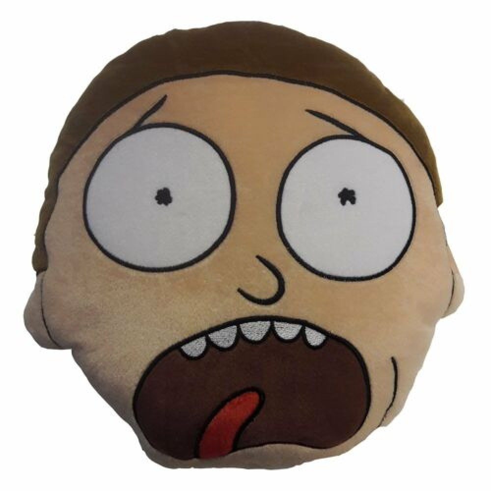 Rick And Morty Pillow Morty
