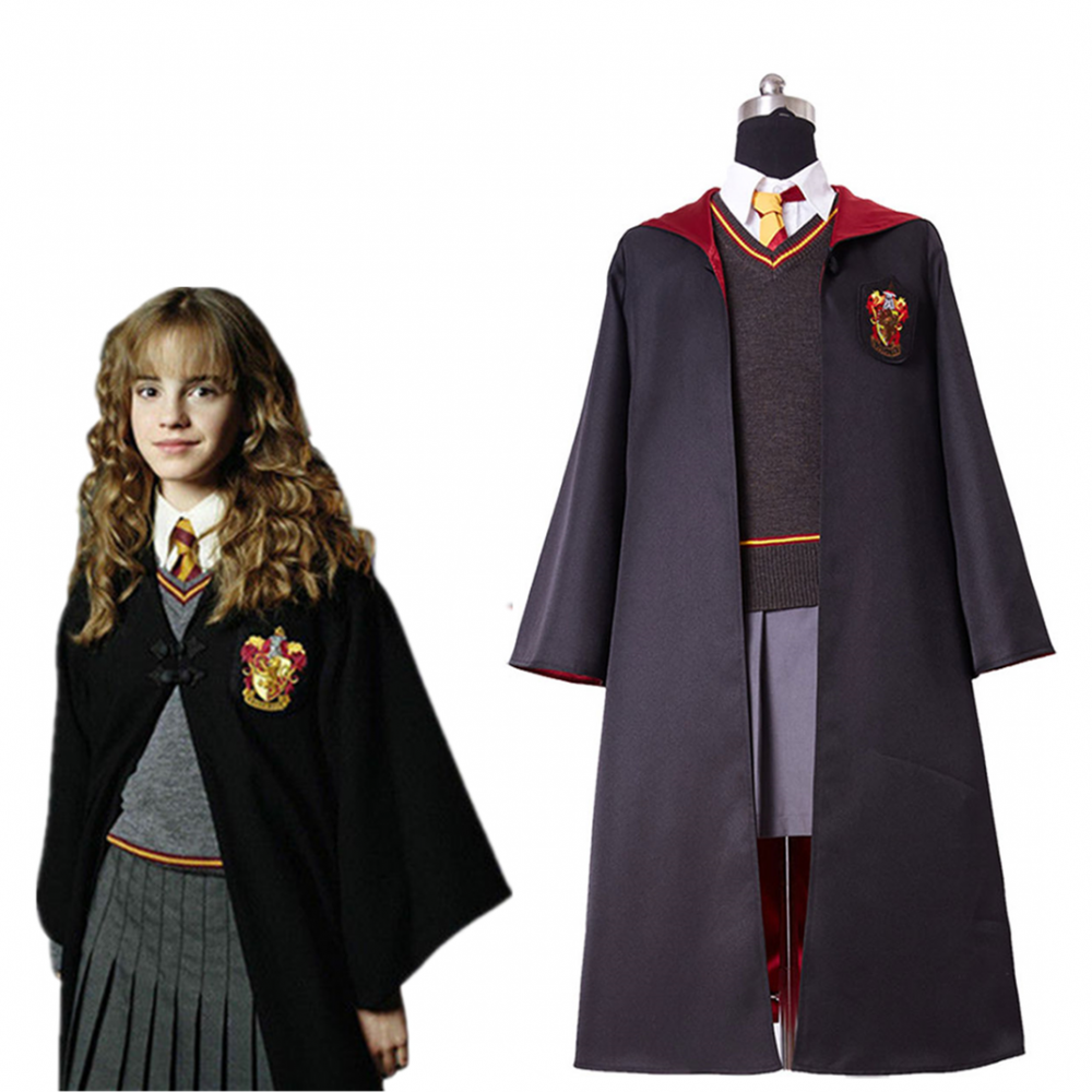 Harry Potter Hermione Granger Cosplay Costume