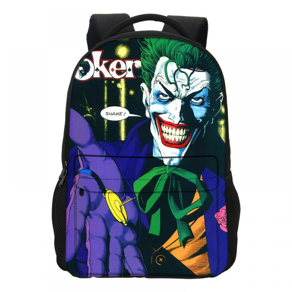 The Joker Killing Joke Backpack