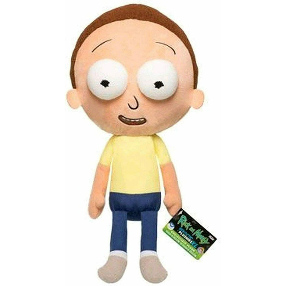 Rick And Morty Funko Pop Morty Plush Toy