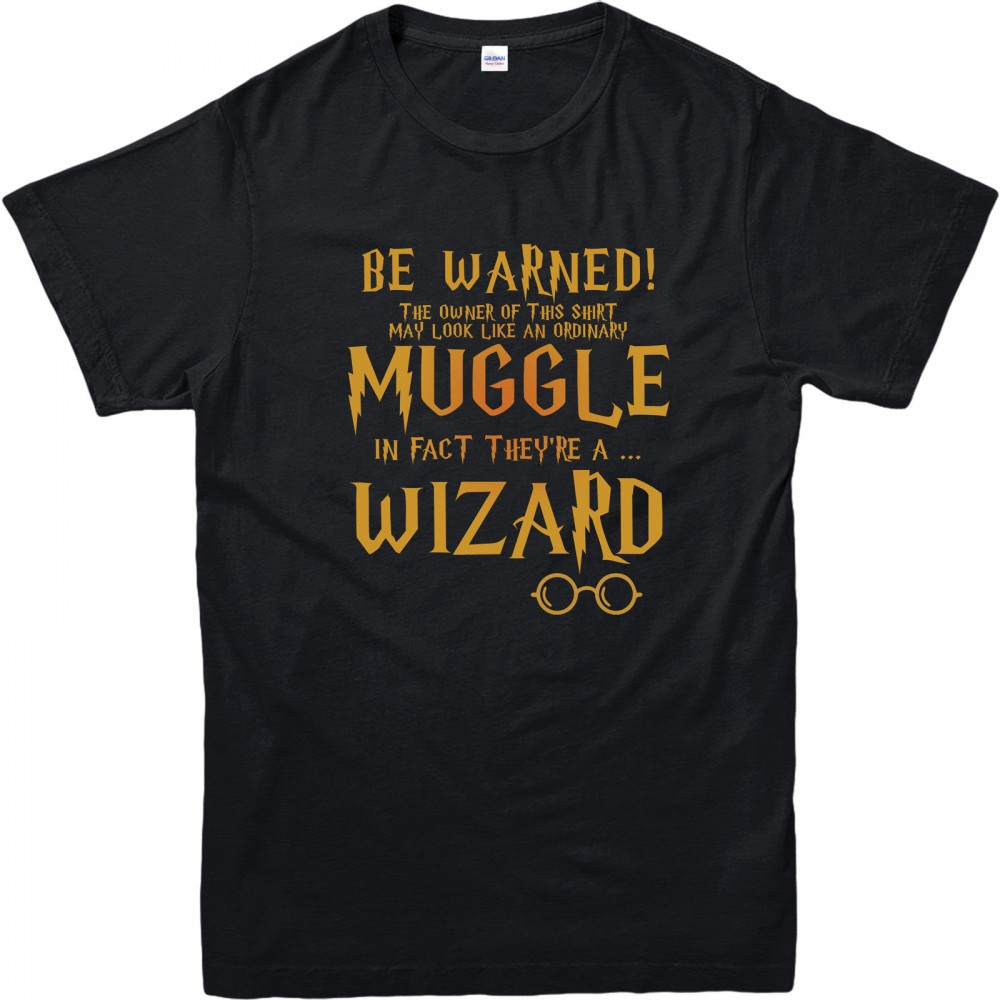 Harry Potter Be Warned T-shirt