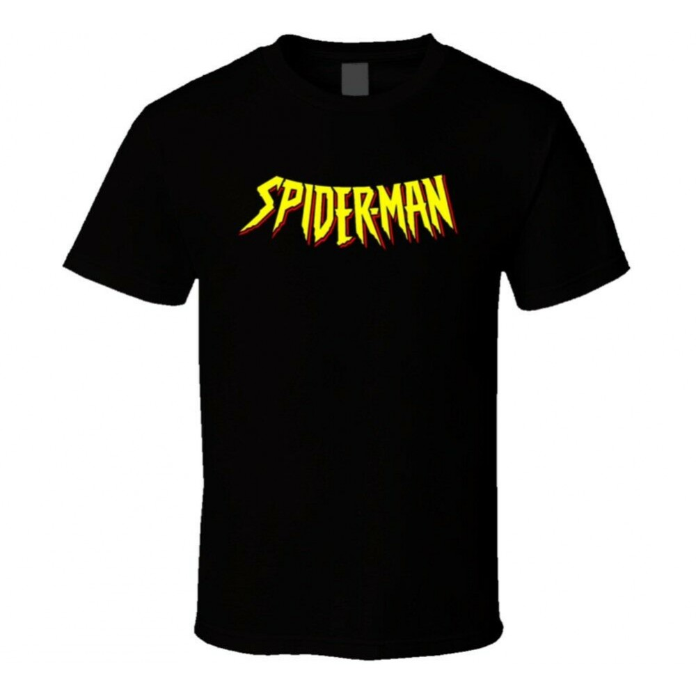 Spider Man The Animated Series 90s T-Shirt