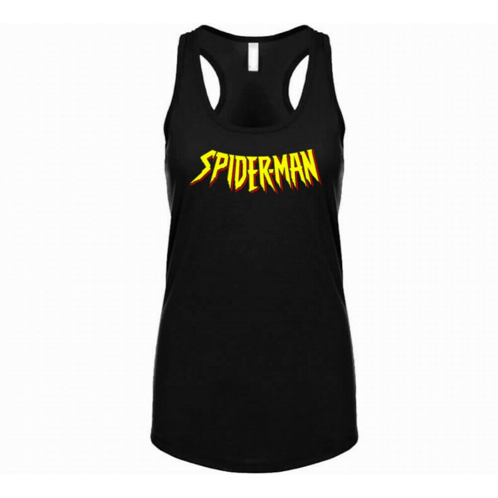 Spider Man The Animated Series 90s Women's tank top