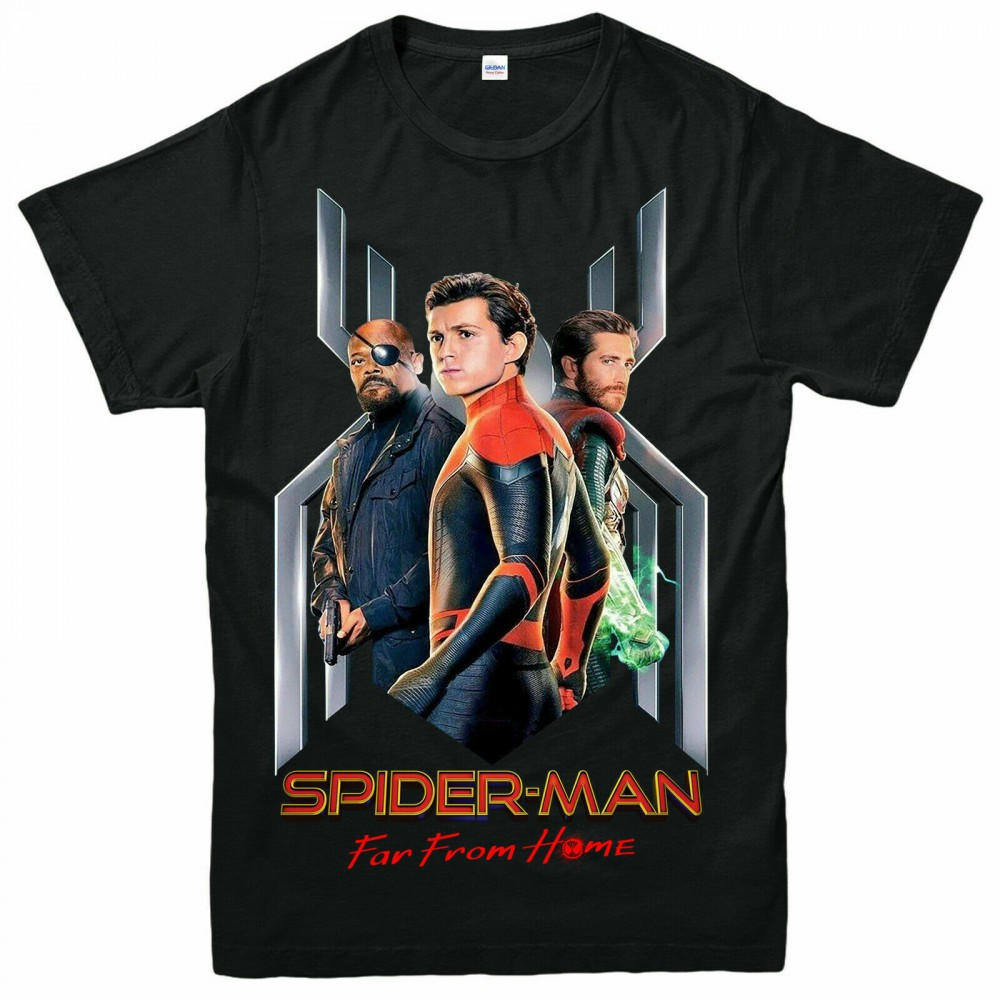 Spider Man Far From Home T-Shirt