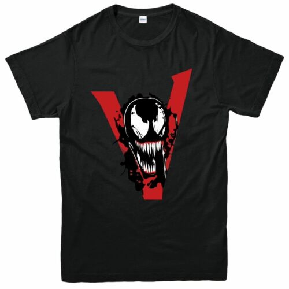 Venom Marvel V Kids T-shirt