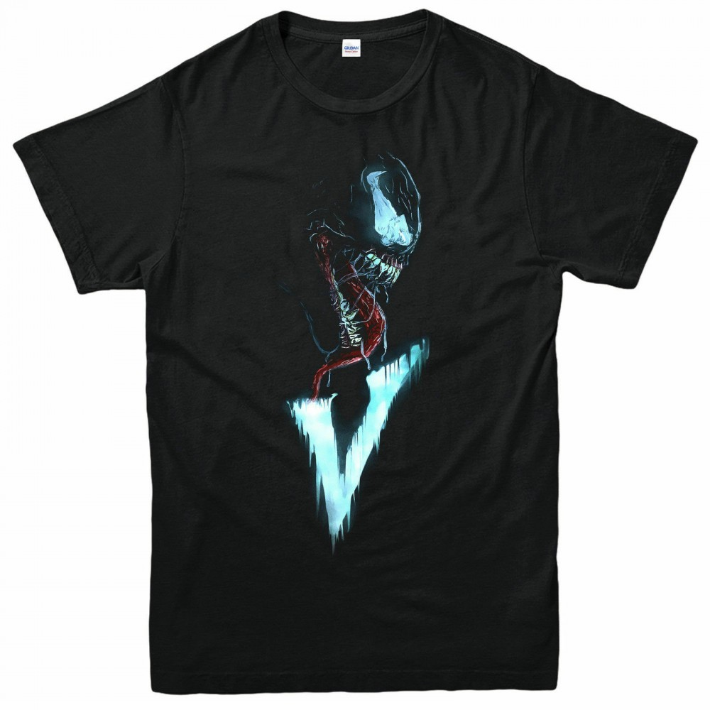 Venom Marvel Villain Men's T-shirt