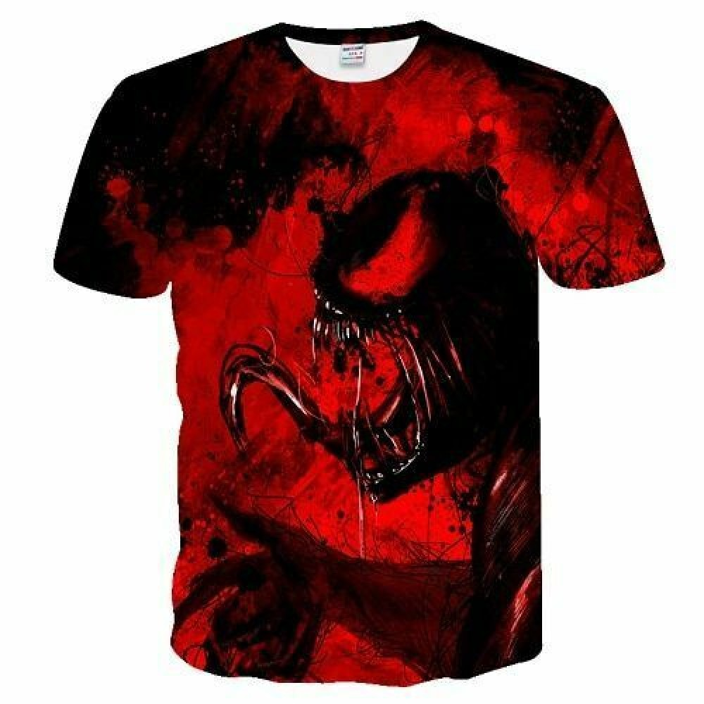 Venom Marvel Fear Men's T-shirt