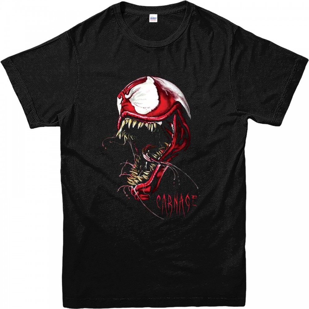 Venom Marvel Carnage 4 Men's T-shirt