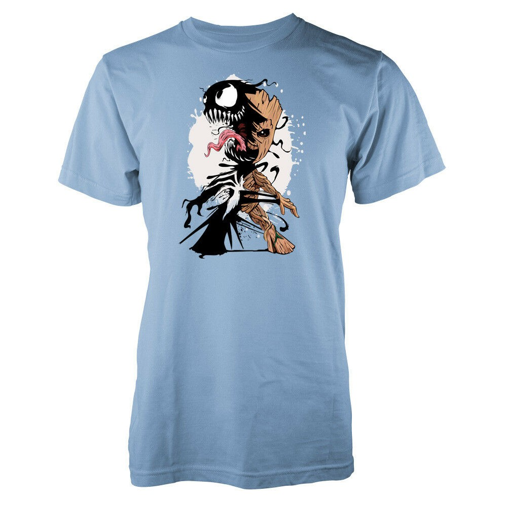 Venom Marvel Groot Men's T-shirt