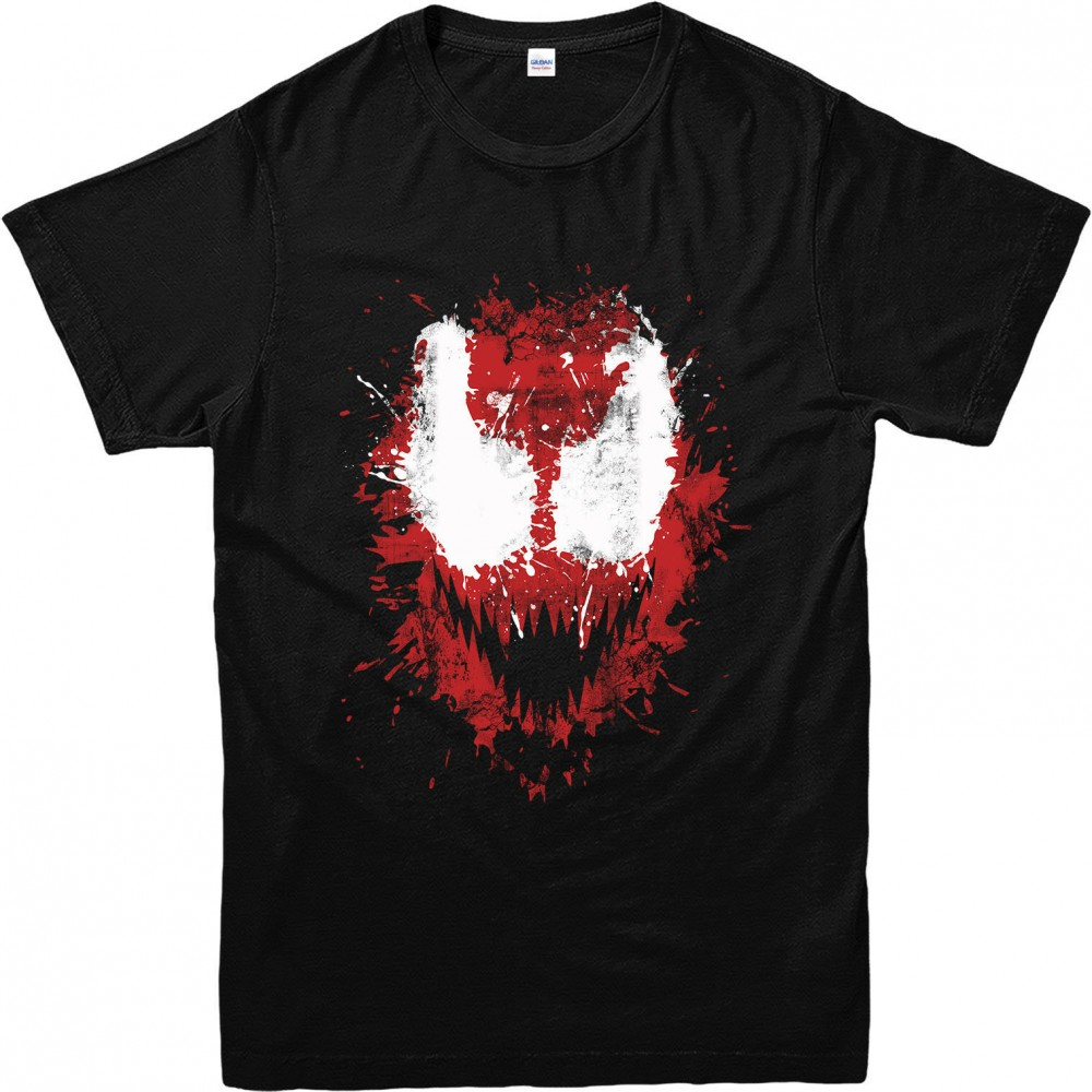 Venom Marvel Carnage Splash Kids T-shirt
