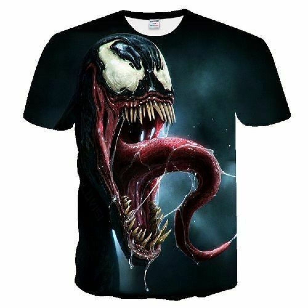 Venom Marvel Night Men's T-shirt